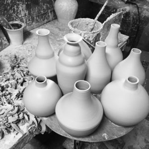 The shed pots